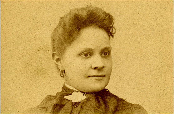 Fannie Barrier Williams (Rose Archives, College at Brockport)