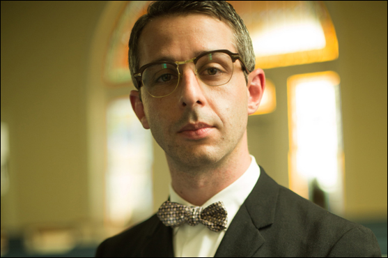 Jeremy Strong as the Rev. James Reeb in 'Selma' (Paramount Pictures)